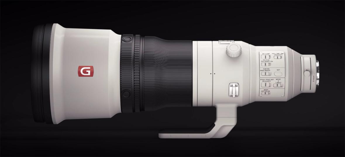 Sony wie, jak zadbać o profesjonalnych fotografów. Oto nowe obiektywy 200-600 mm f/5.6-6.3 i 600 mm f/4
