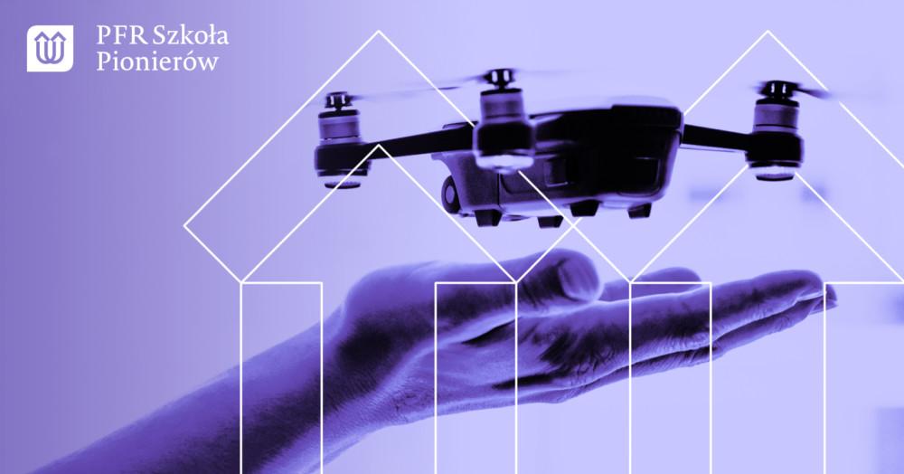 szkola pionierow pfr drony