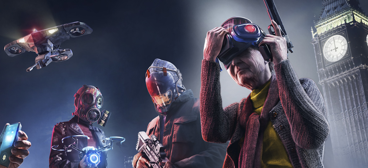 Watch Dogs: Legion will give hundreds of heroes to players, and each will speak with his own voice