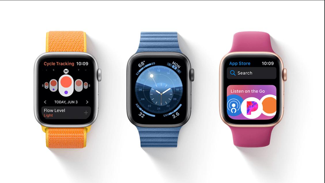 Oto watchOS 6.0. Apple Watch doczekałsię własnego App Store i… kalkulatora