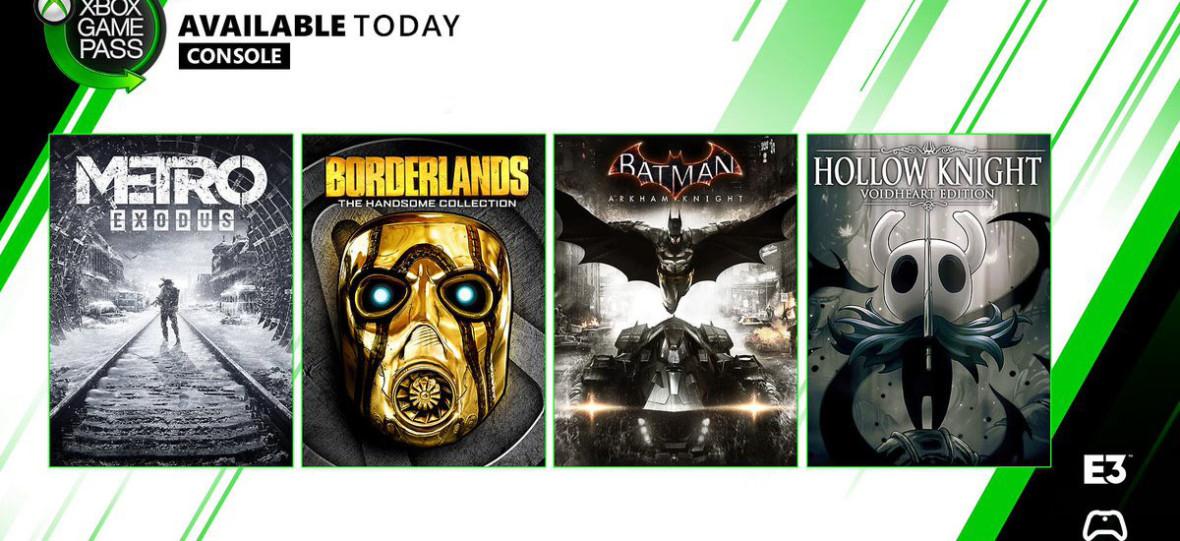 Z tą ogromną listą nowości na konsole zakup Xbox Game Pass wydaje się oczywistością