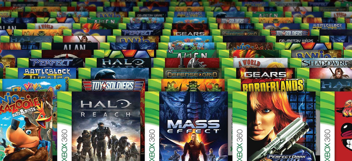 This is the end. The catalog of games from the Xbox 360 will not be extended for new consoles