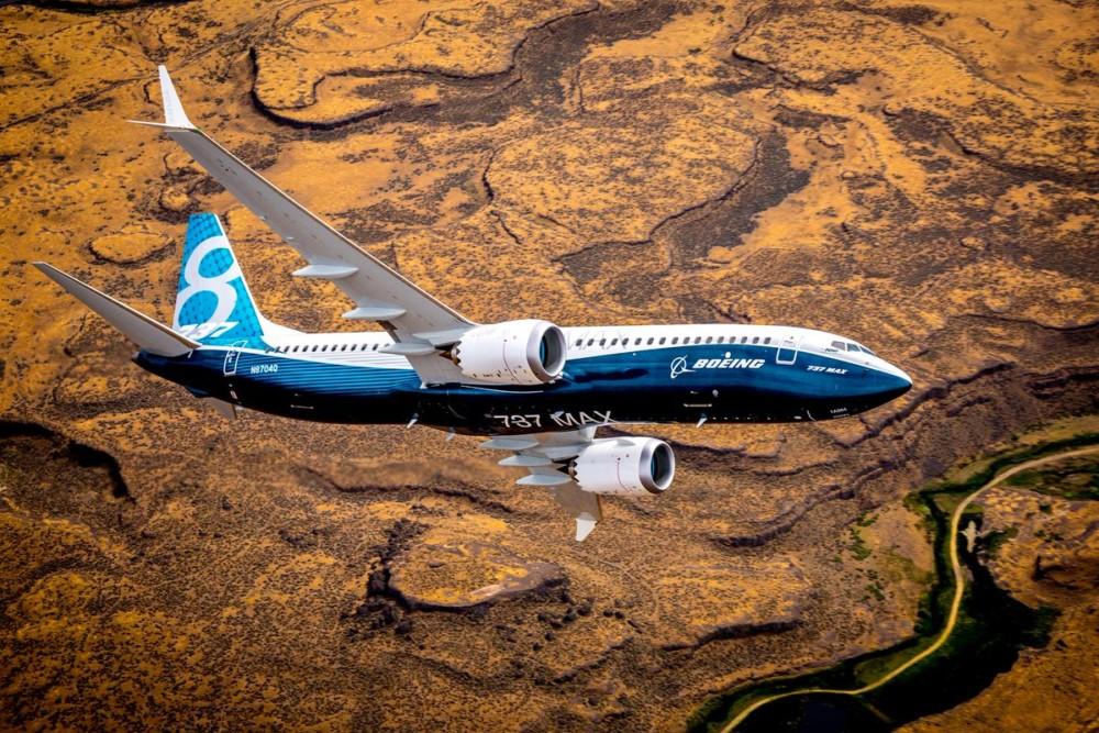 Boeing 737 MAX 200 2