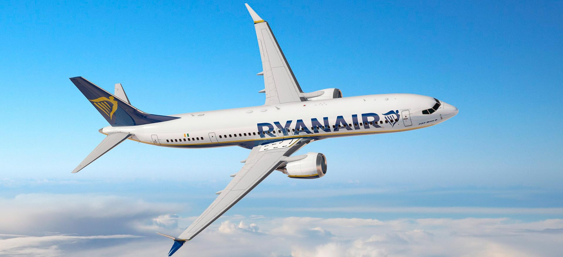 Ryanair changed the name Boeing 737 Max to 737-8200. Counts that ...