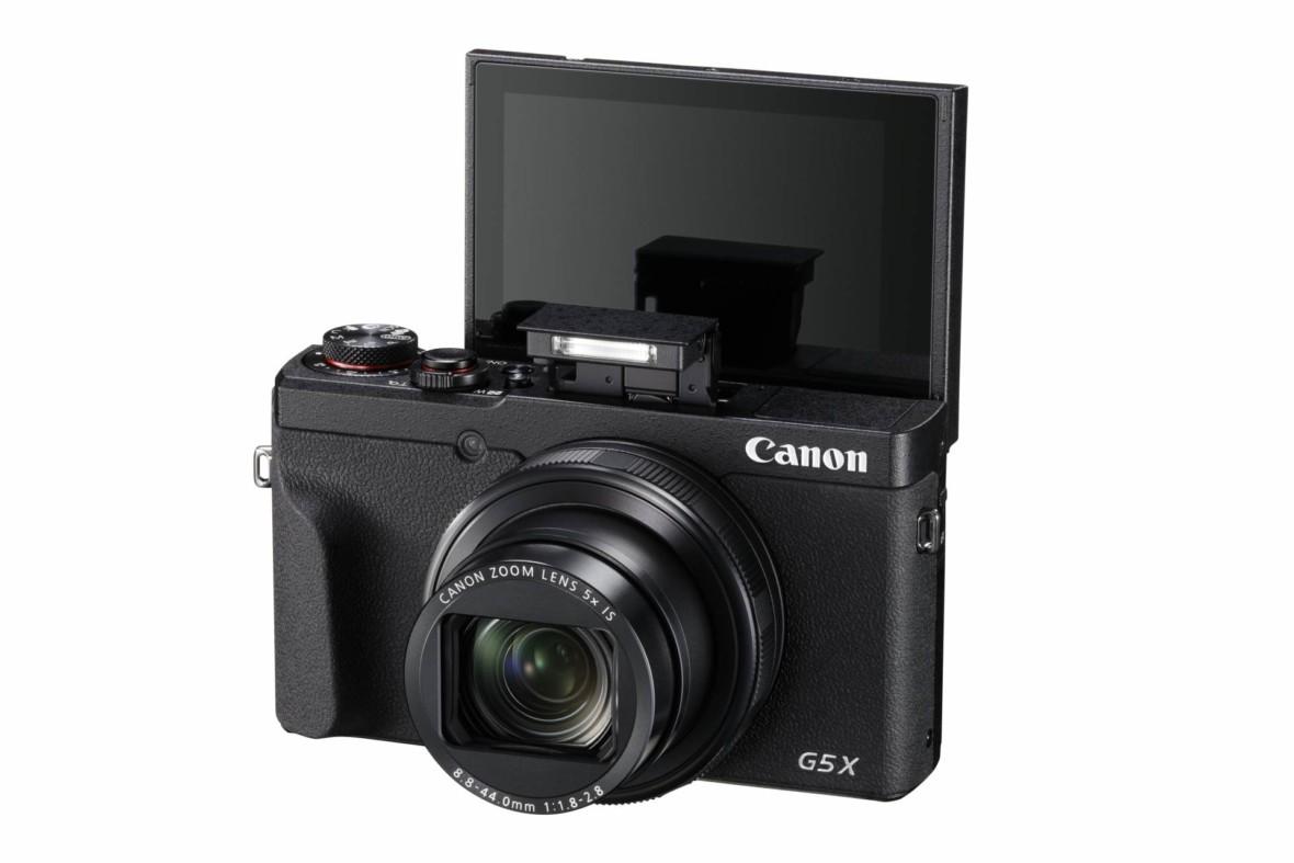 Dwa kompakty Canona w sam raz dla vlogerów. Potrafią streamować wideo na żywo na YouTube'a