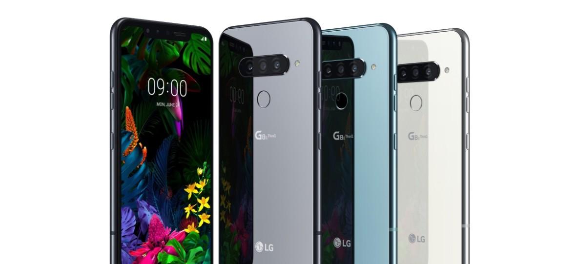 Nie doczekaliśmy się LG G8 w Polsce, ale on doczekał się już następcy. Oto LG G8s ThinQ