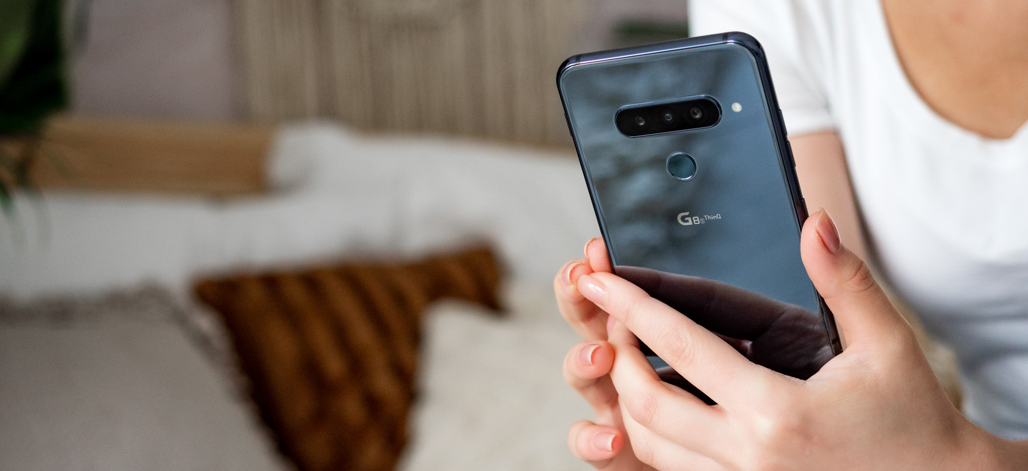 A newcomer from the past. LG G8s - first impressions
