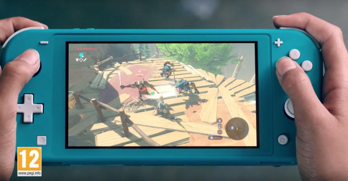 Kupisz znacznie tańszą i mniejszą konsolę Nintendo Switch Lite? Sonda Spider's Web