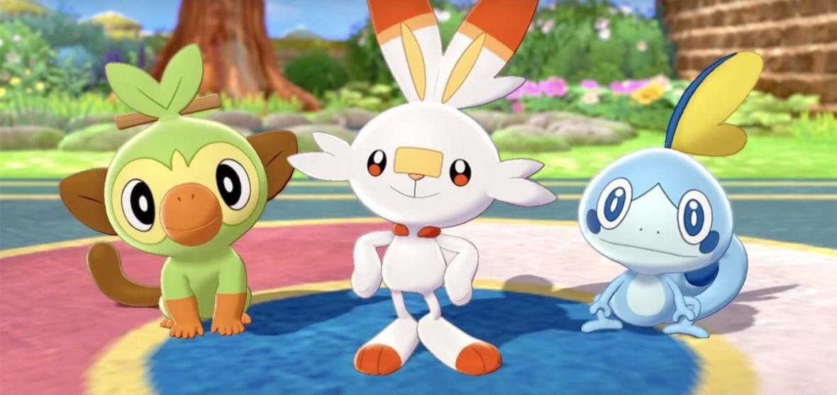 Nie ma co liczyć na pełny Pokedex w Pokemon Sworid i Shield. Nowe gatunki nie zostaną dodane w DLC