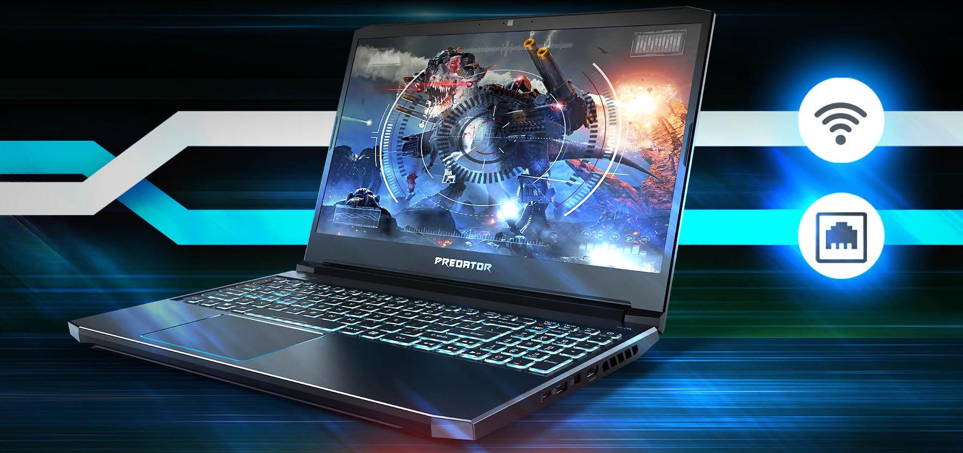 Gaming laptops have dramatically accelerated with screen refresh and frame rate