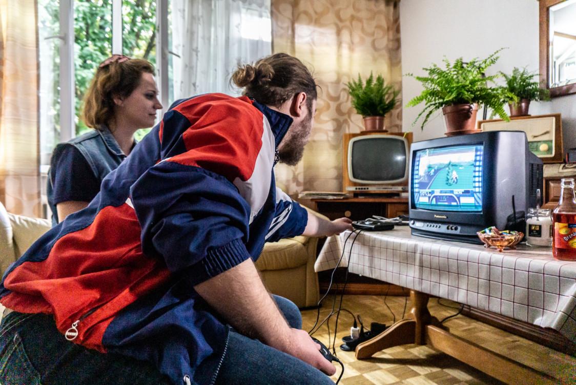 Dekalog konsolowego gracza w latach dziewięćdziesiątych