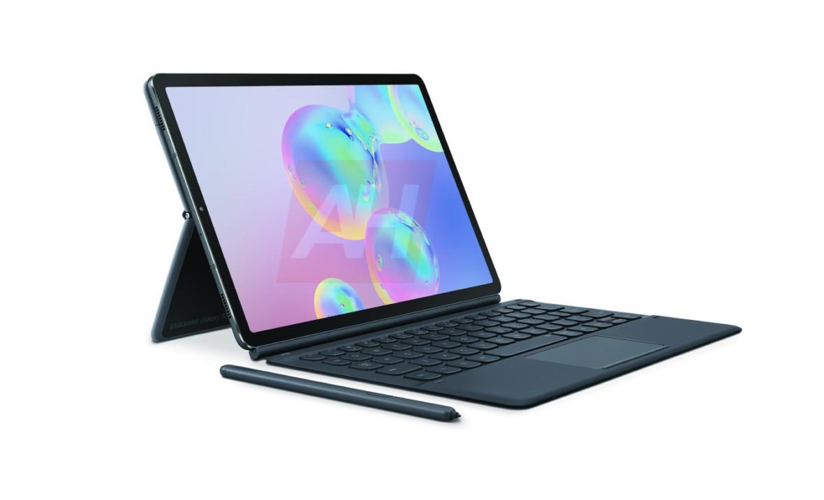 Tak będzie wyglądał Samsung Galaxy Tab S6. Trochę iPad Pro, trochę Surface