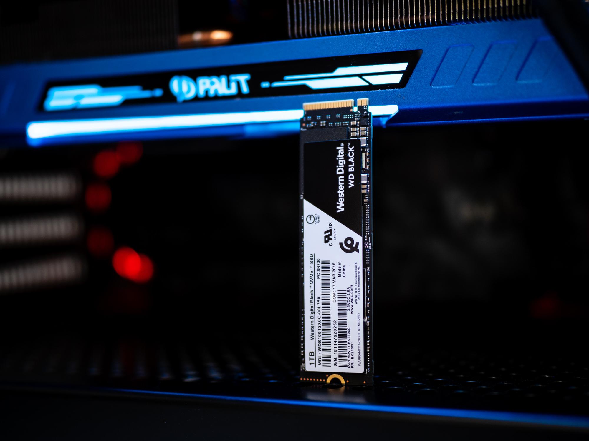 Jaki SSD wybrać - WD Black