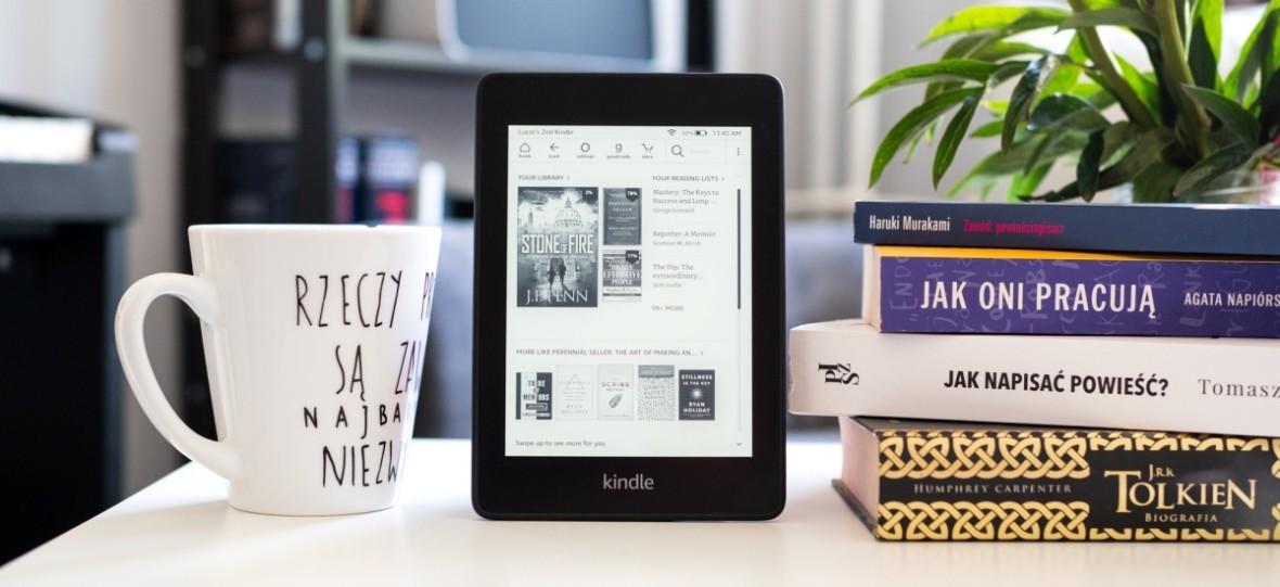 Dzisiaj jest świetny moment, żeby kupić Kindle'a. Trwa Amazon Prime Day