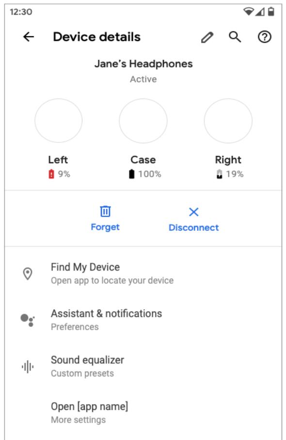 Android Fast Pair aktualizacja