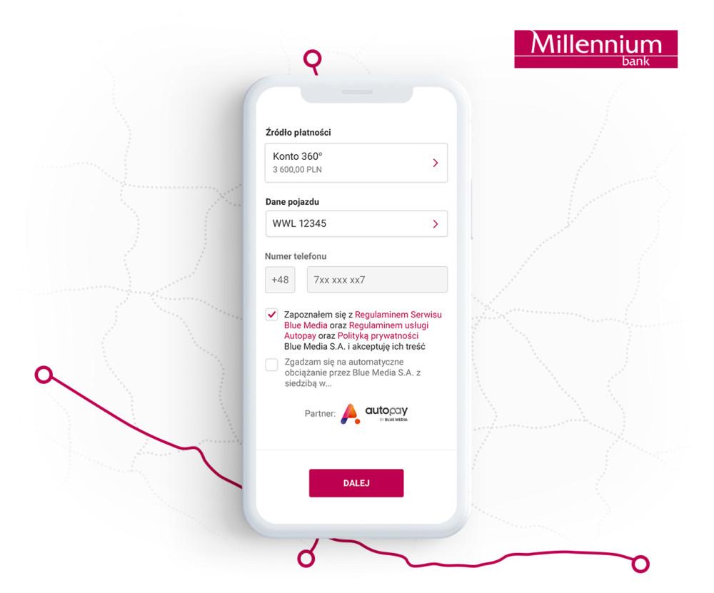 automatyczna-platnosc-za-autostrady-w-aplikacji-banku-millennium-1