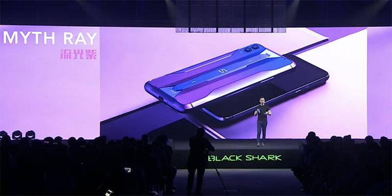 Xiaomi Black Shark 2 Pro wygląd