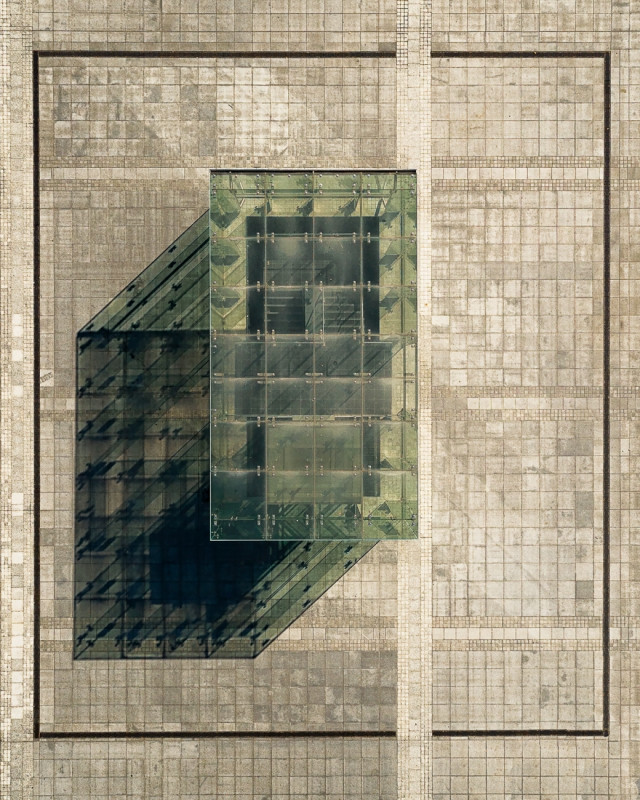 """Fot. Grzegorz Tatar / """"Axonometry"""" / wyróżnienie w kategorii """"Urban"""""""