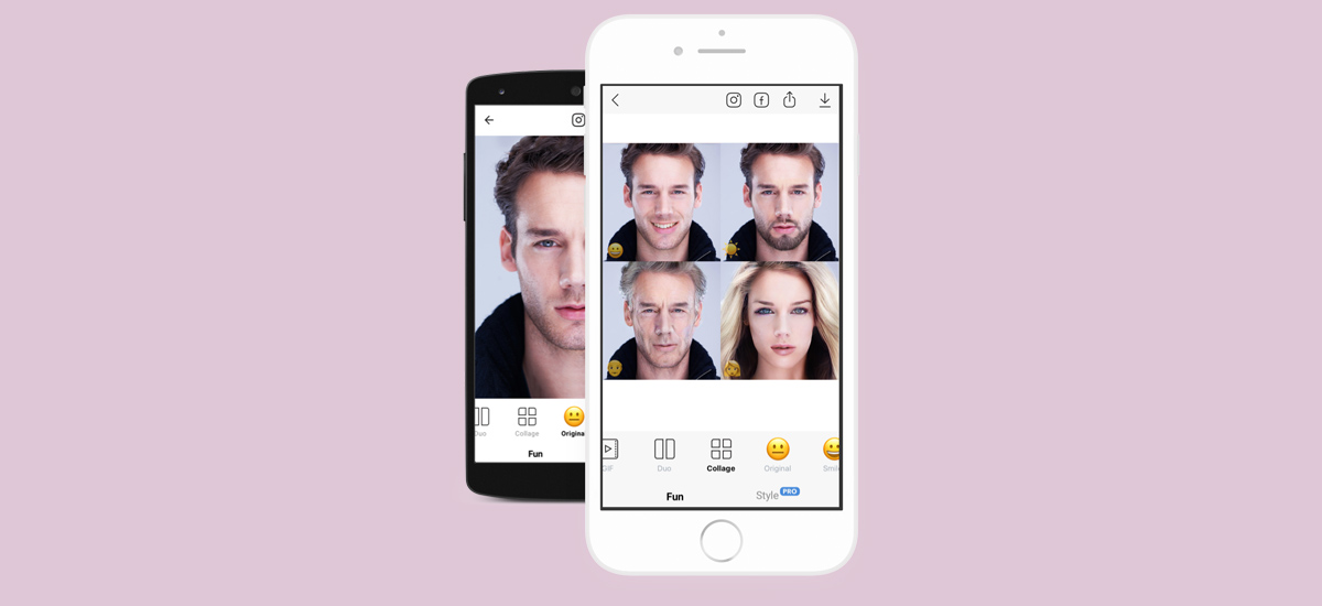 Before you paint your face with FaceApp filters, read where the photos are going and who has access to them
