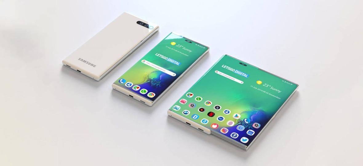 Tak wygląda jeden z najciekawszych pomysłów na następcę Galaxy Folda. Sugerują, że to Galaxy S11 Max