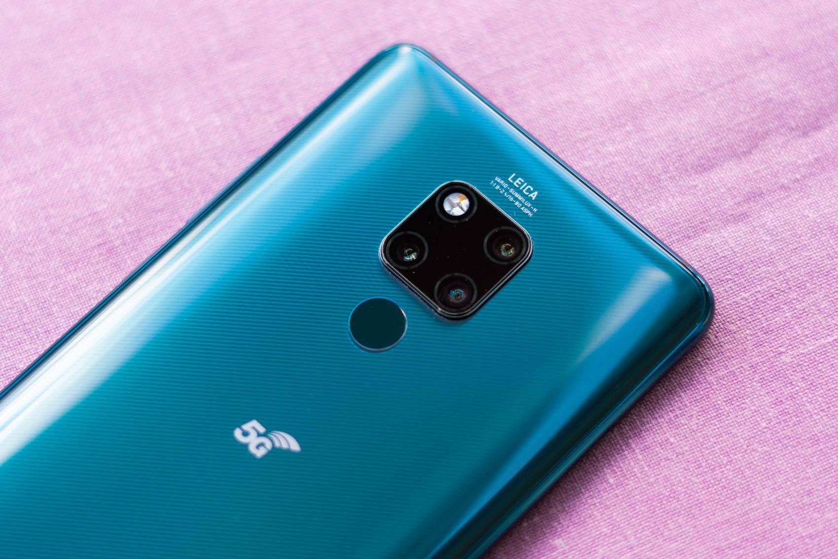 Huaweia Mate 20 X z 5G w Polsce.