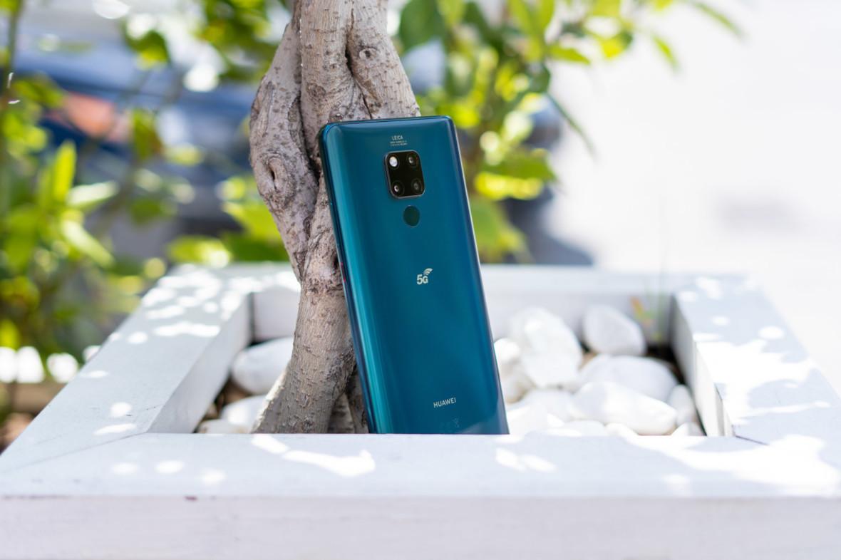 Do Polski trafia pierwszy smartfon obsługujący sieci 5G. Oto Huawei Mate 20 X 5G