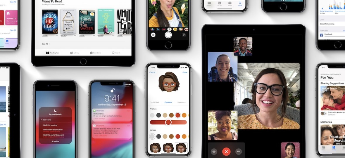 iOS 13 pozwoli na transfer danych pomiędzy dwoma iPhone'ami za pomocą kabla