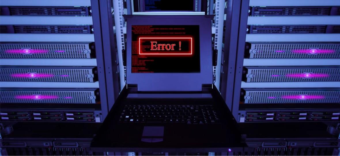 Ups! Internet się popsuł. Wiele popularnych stron leżało przez awarię Cloudflare