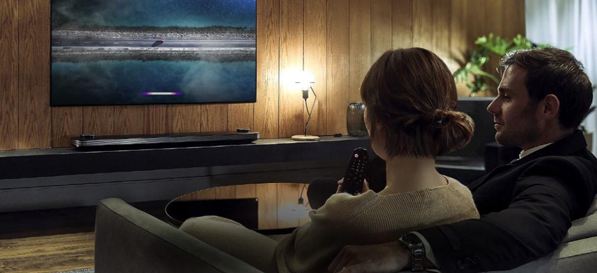 Telewizory, które poprawiają filmowców. LG stawia na sztuczną inteligencję