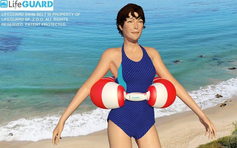 lifeguard-swim-belt-polski-wynalazek-nadmuchiwane-kolo-ratunkowe-patent-1