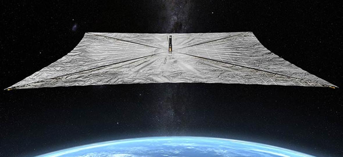 Teoria okazała się prawdziwa. Żagiel słoneczny działa i z powodzeniem napędza sondę LightSail 2