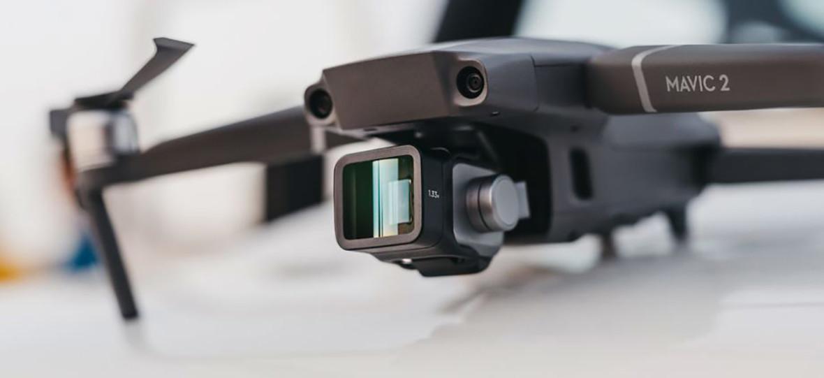 Nowy anamorficzny obiektyw Moment Air wzniesie filmy z dronów na kinowy poziom