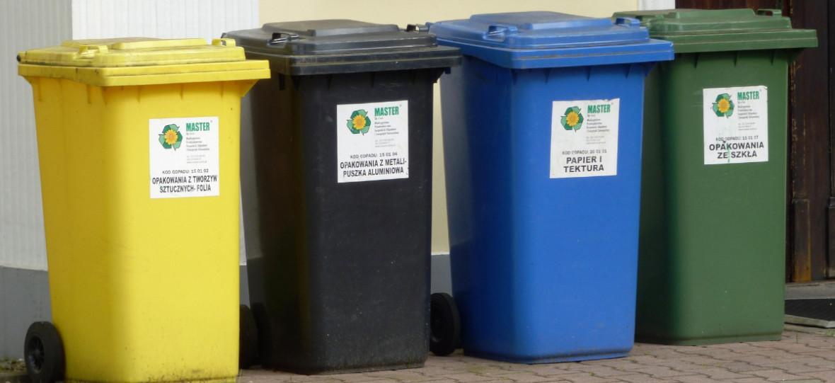Aż 1/3 Polaków nie segreguje śmieci. Prawie połowa uważa, że nie ma to sensu