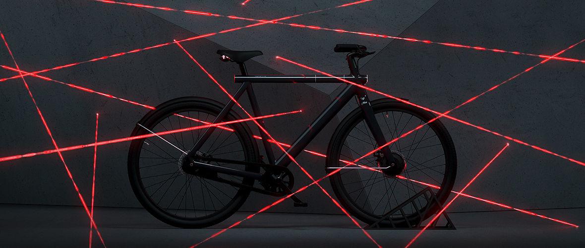 Rower, którego nie da się ukraść, ukradziono w 60 sekund. Tak że tego