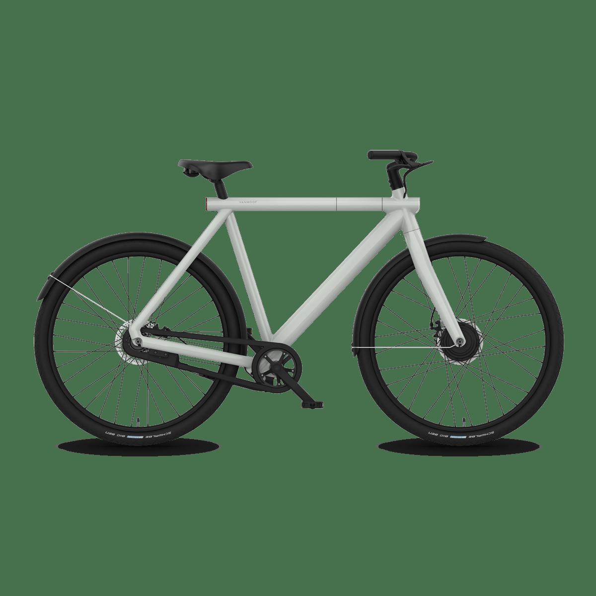 Rower VanMoof Electrified S2 kradzież