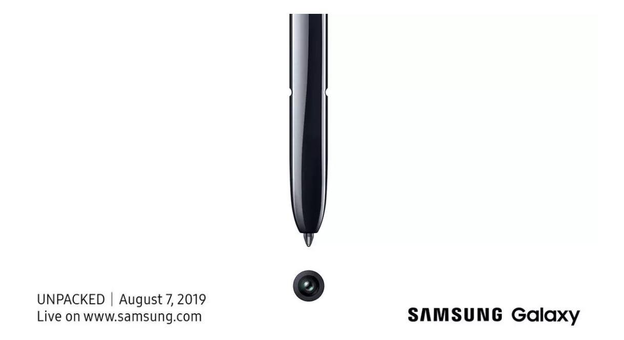 Samsung Galaxy Note 10 premiera