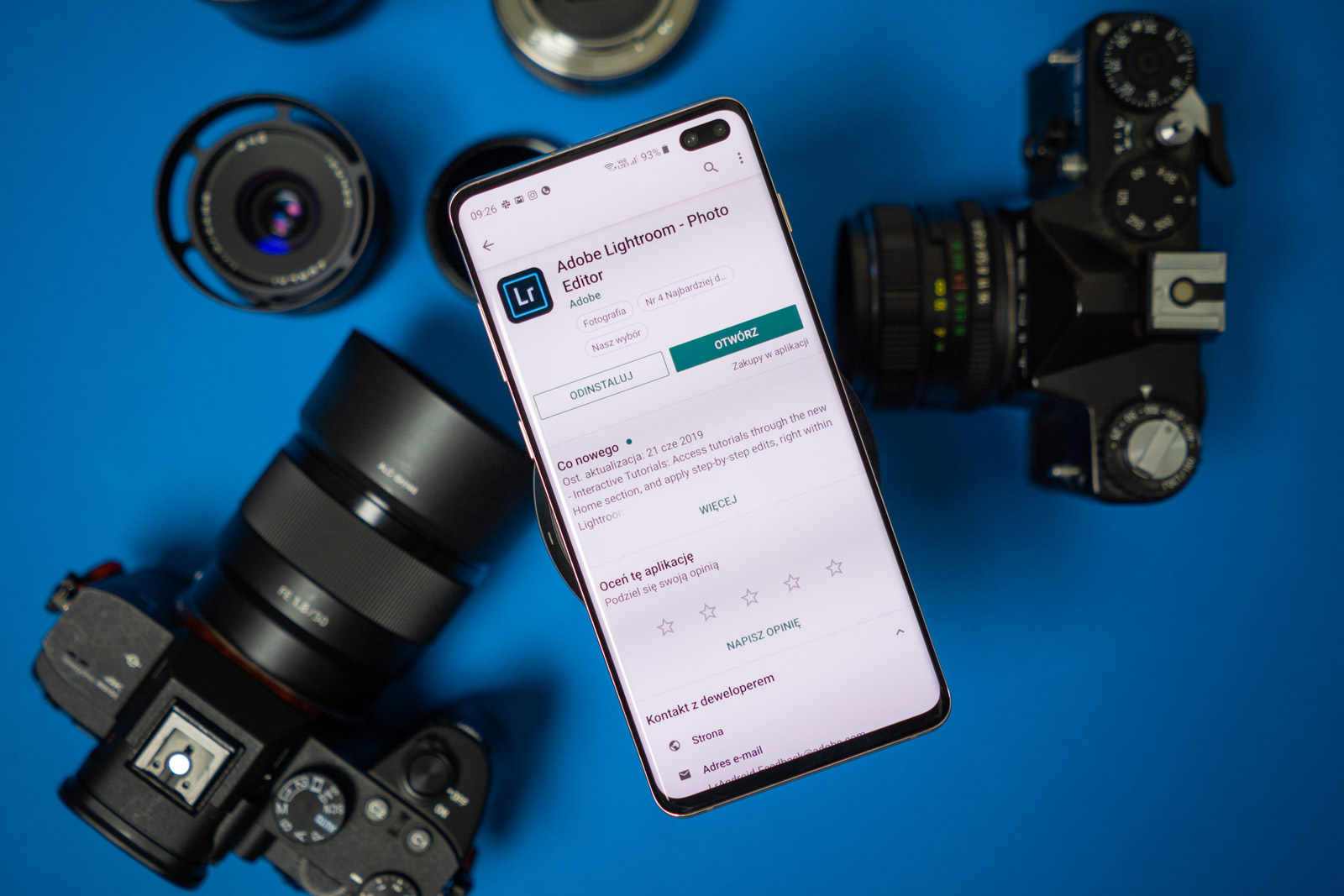 samsung galaxy s10+ performance edition 1tbchallenge