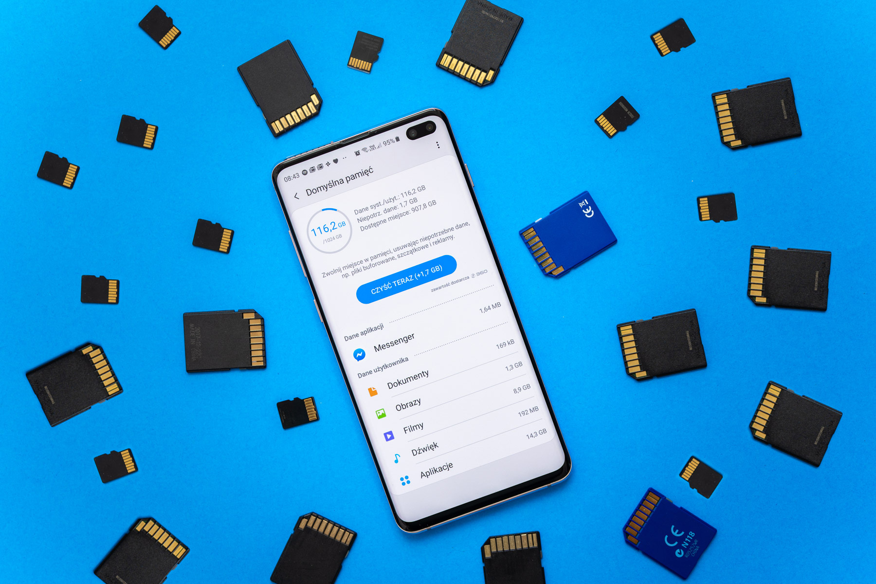 samsung galaxy s10+ performance edition 1tb 1tbchallenge
