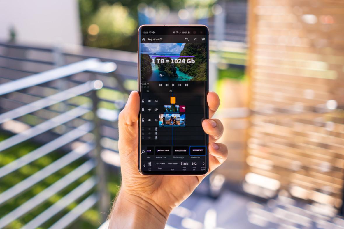 Sprawdzamy najlepszą aplikację do montażu wideo na Androida