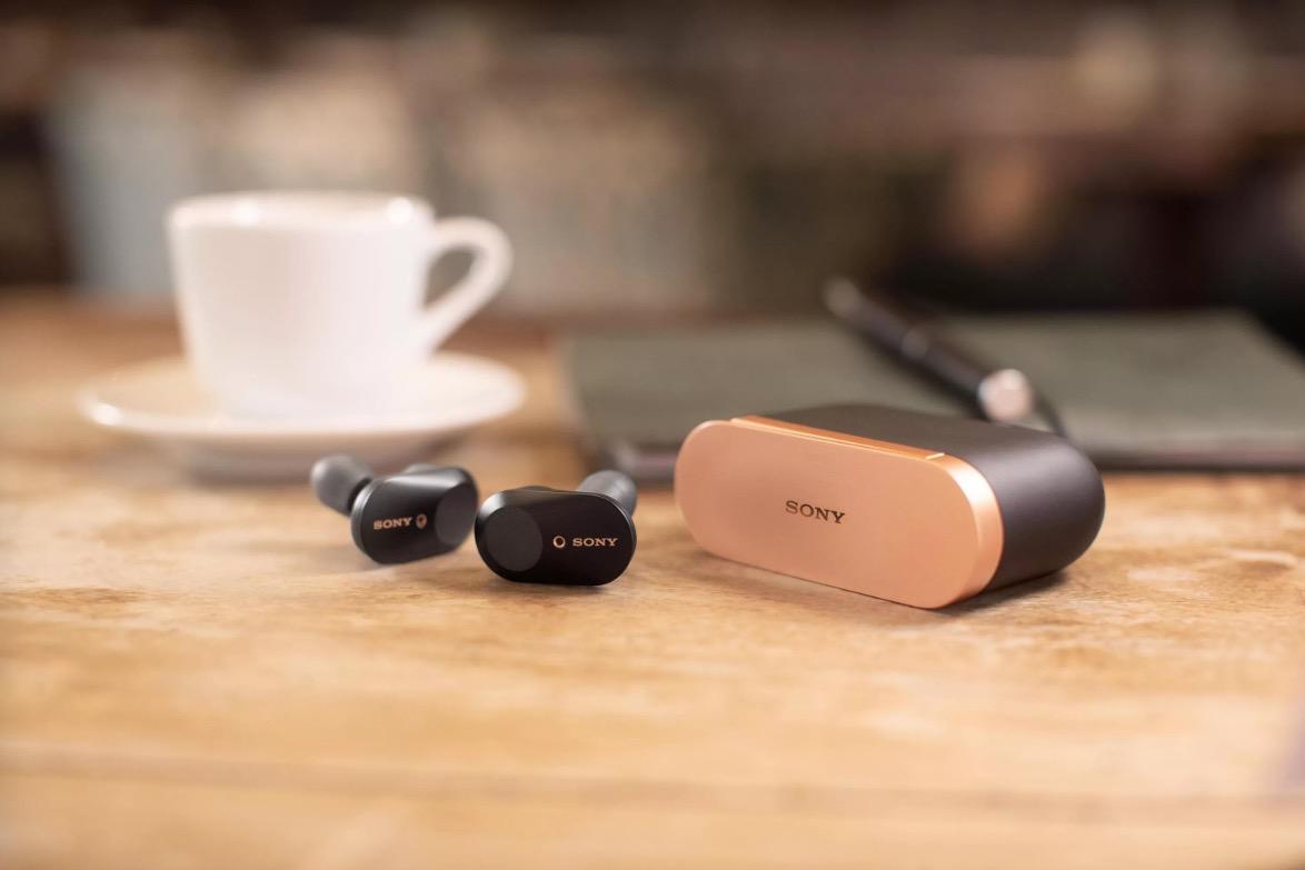 Sony WF-1000XM3, czyli topowa redukcja szumu w prawdziwie bezprzewodowych słuchawkach