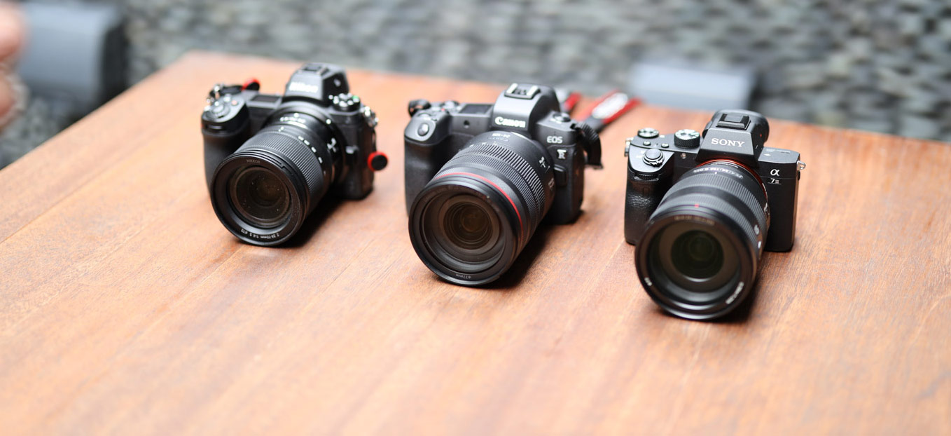 The camera market has dropped by 22 percent. And this is not the end
