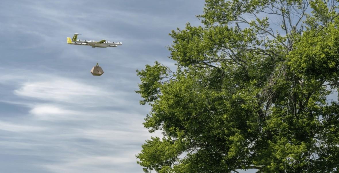 Zamawiasz burgera, a ten przylatuje dronem. To nie przyszłość, tylko codzienność w Australii