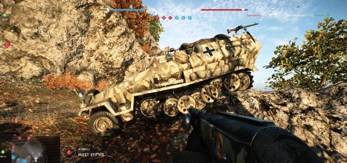 Marita to nowa mapa do Battlefield V. Powinienem jej nie cierpieć, ale to druga najlepsza arena w grze