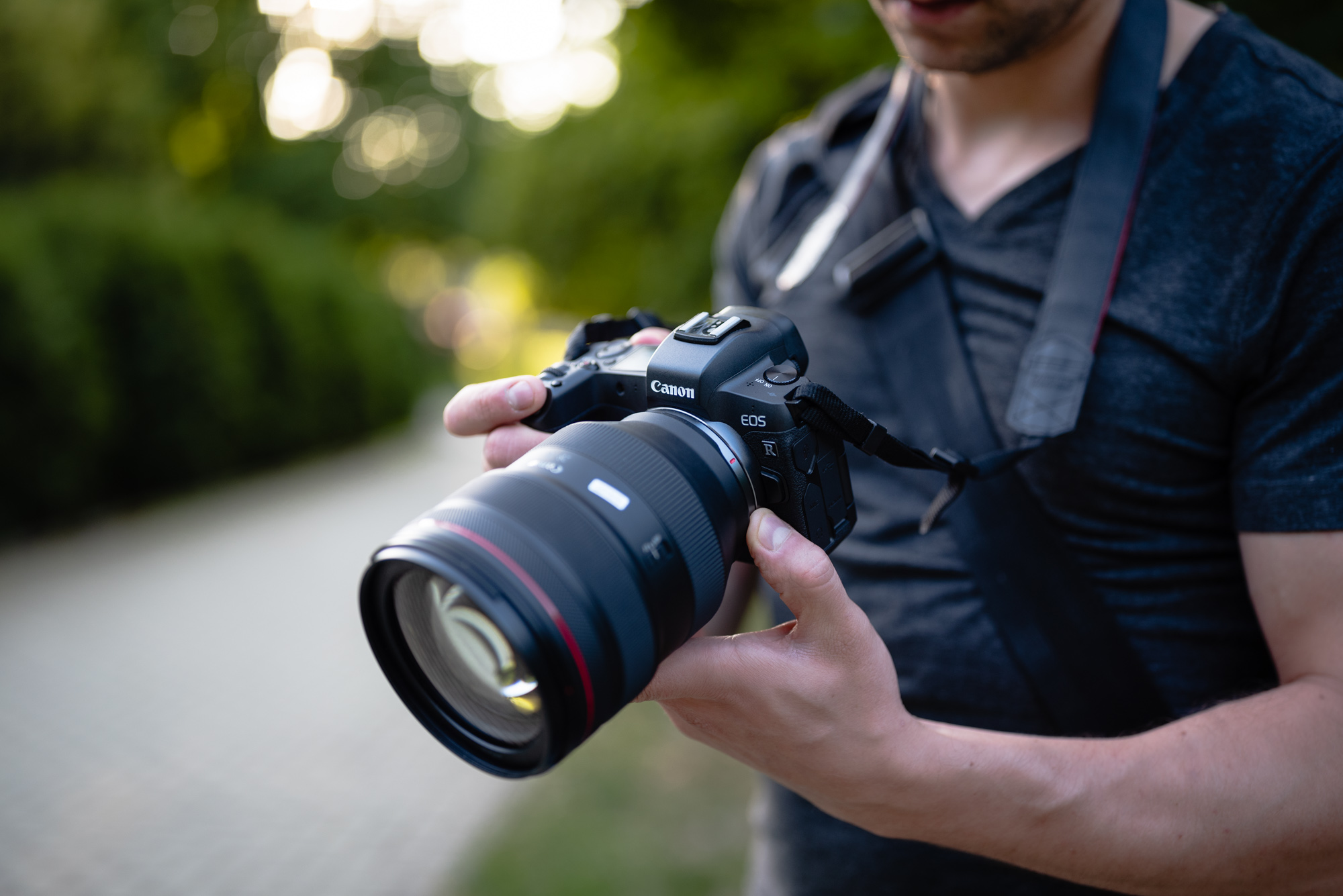Canon EOS R - opinie