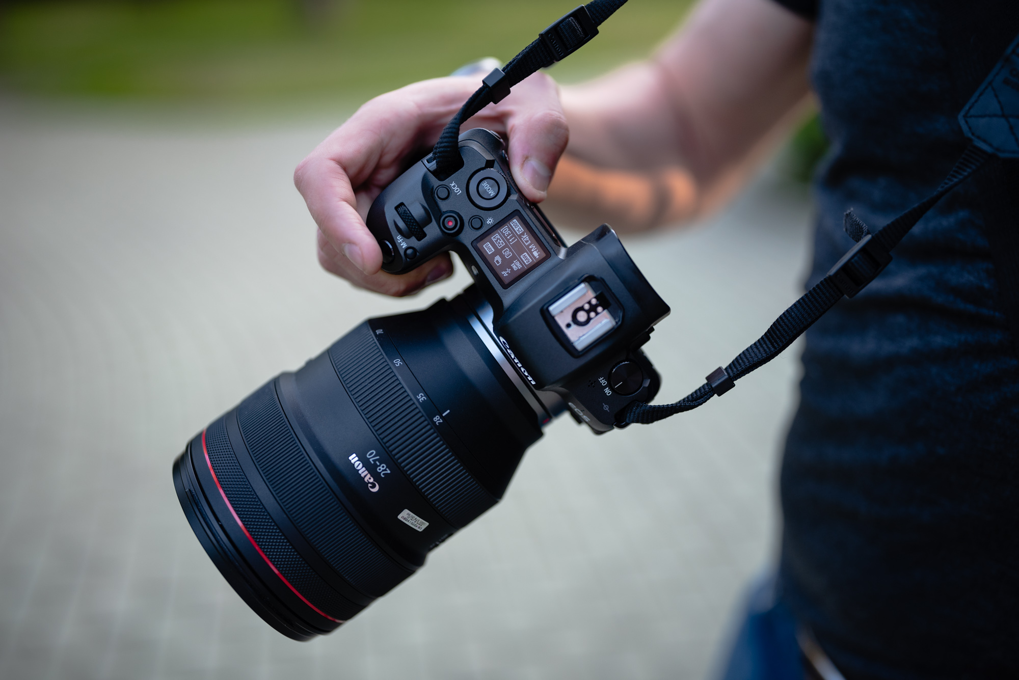 Canon EOS R opinie