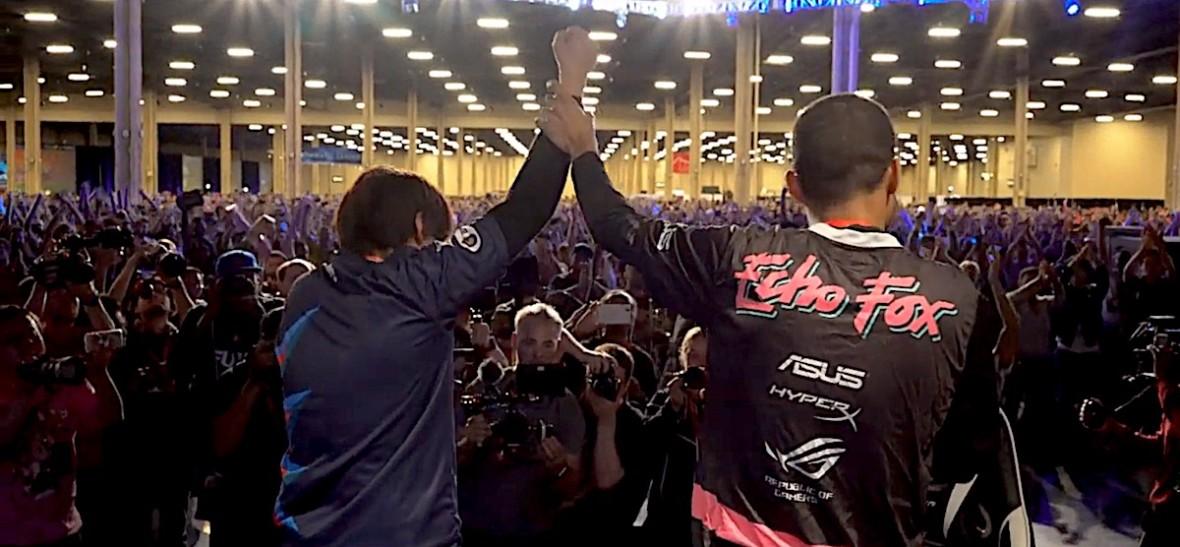 Tak walczą najlepsi na świecie. Finałowe starcia w Mortal Kombat, Dragon Ball FighterZ i Tekken na EVO 2019