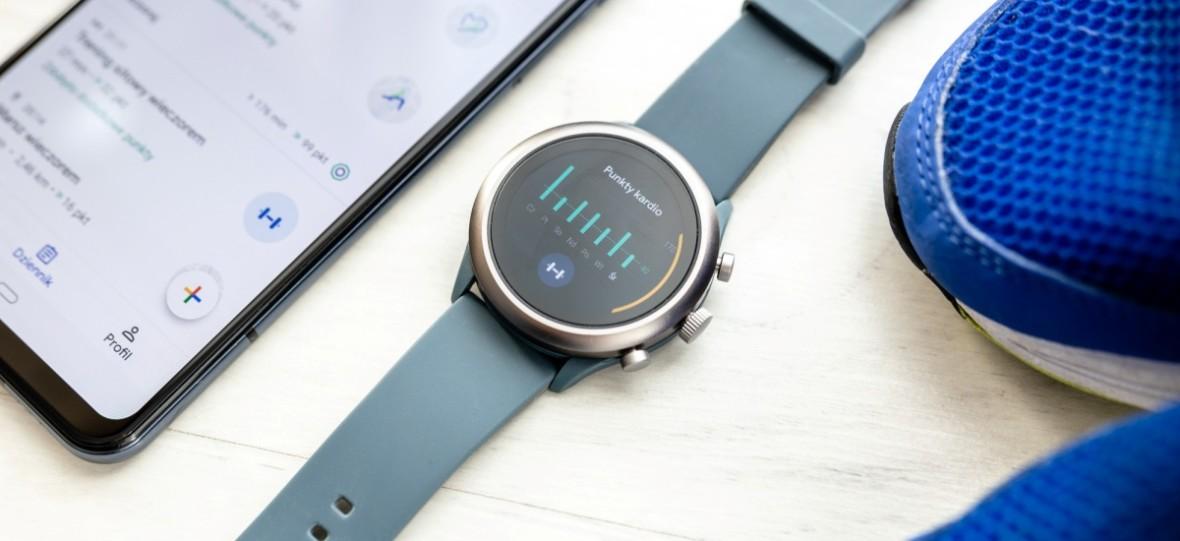 Fossil Sport to najlepszy smartwatch z Wear OS. Nie kupuj go