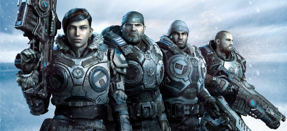 Gears 5, dodatek do Metro, polski Blair Witch. Microsoft na Gamescom – najciekawsze nowości z obozu Xboksa