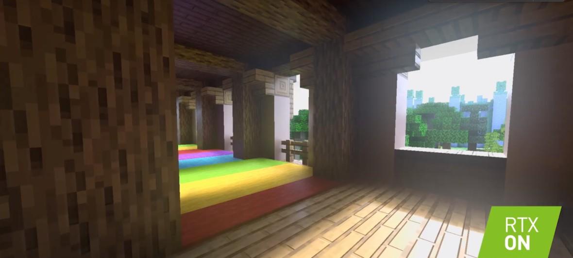 Różnica między Minecraftem z ray tracing oraz bez jest gigantyczna. Tak będzie wyglądał Minecraft od 2020 r.