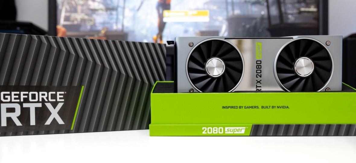 Mój portfel będzie tego żałował. Sprawdziłem, jak bardzo super jest Nvidia GeForce RTX 2080 Super
